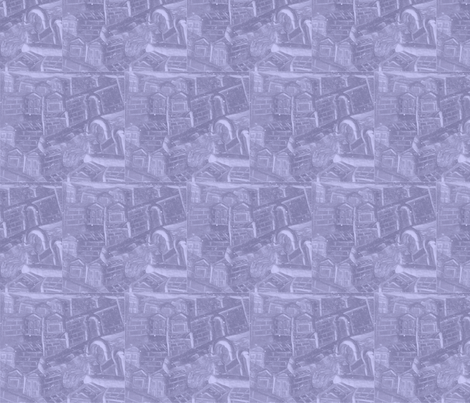 Thetis Relief fabric by queeninmyownmind on Spoonflower - custom fabric