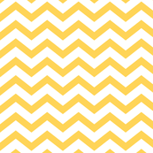 chevron yellow and white
