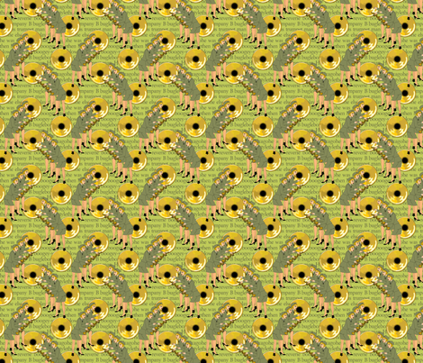 bugleboy fabric by glimmericks on Spoonflower - custom fabric