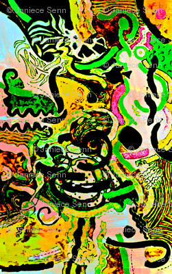 Lean Green Art Machine