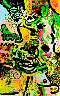 Lean Green Art Machine