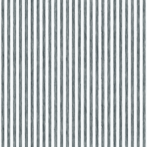 Provincial Stripes- Antique Blue fabric by kristopherk on Spoonflower - custom fabric