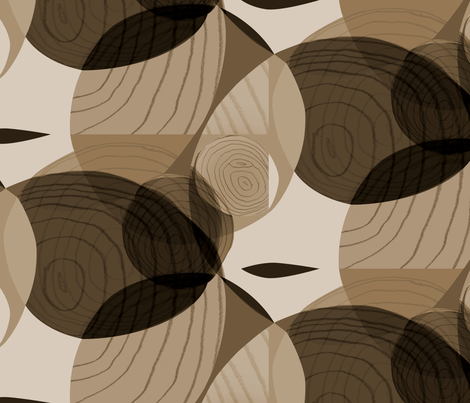 Ognon fabric by mimg on Spoonflower - custom fabric