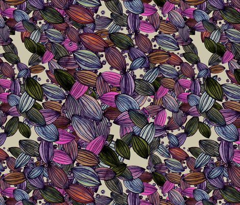 colorseeds fabric by marinamolares on Spoonflower - custom fabric