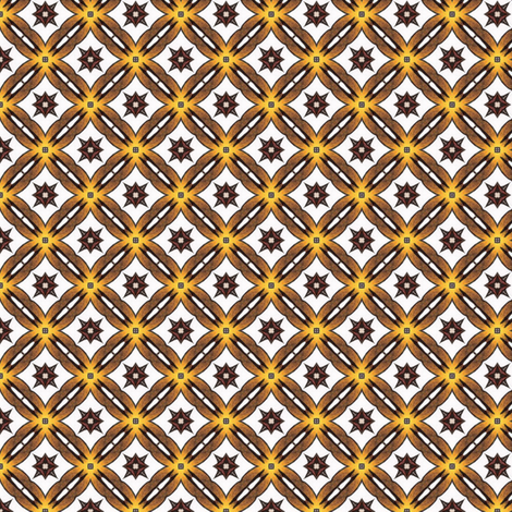 Toshio's Diamonds fabric by siya on Spoonflower - custom fabric