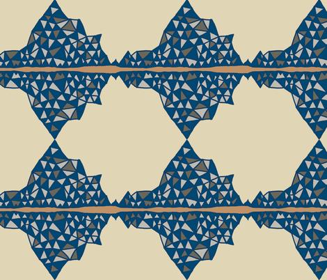 banderillas fabric by marinamolares on Spoonflower - custom fabric