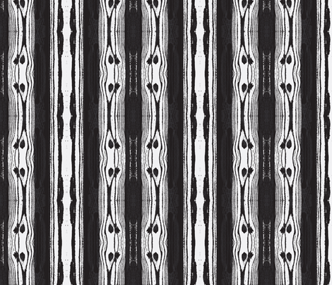 Woodgrain in Zebra fabric by bluenini on Spoonflower - custom fabric