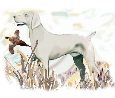 Rrweimaraner_and_pheasant_shop_preview