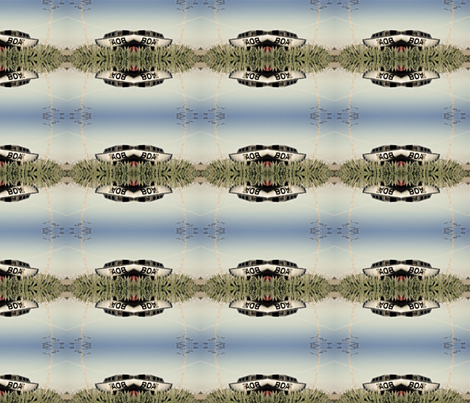 a boat fabric by codalion on Spoonflower - custom fabric