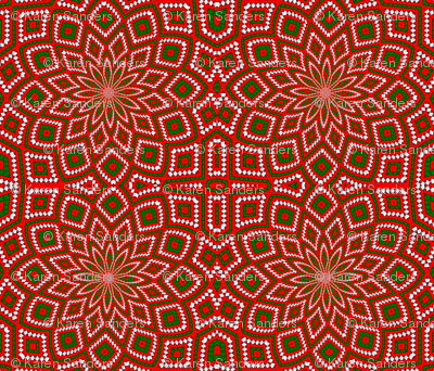Christmas Kaleidoscope 01