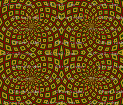 Christmas Kaleidoscope 03