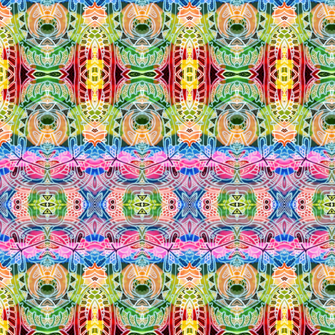 Let's Go To the Beach fabric by edsel2084 on Spoonflower - custom fabric