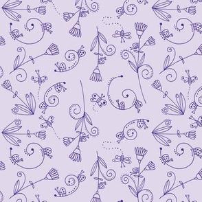 Simple Life - Purple