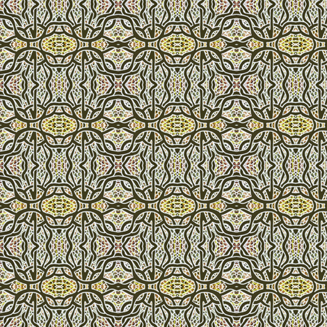 Fear of Lightning fabric by edsel2084 on Spoonflower - custom fabric