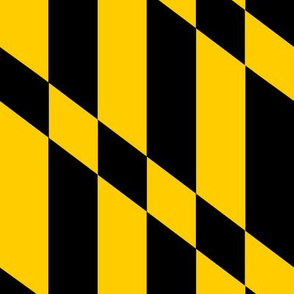 Maryland Flag Stripes