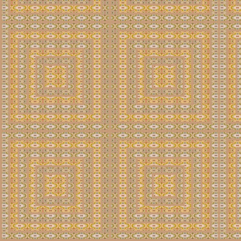 Sunset Square fabric by david_kent_collections on Spoonflower - custom fabric