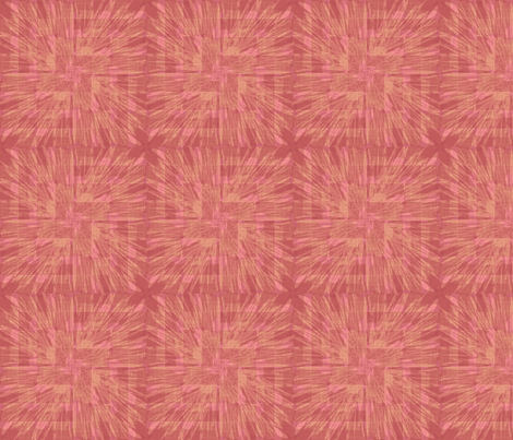 Softly Starburst cheater quilt fabric by meredithjean on Spoonflower - custom fabric
