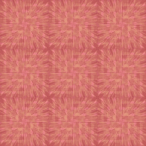 Softly Starburst cheater quilt