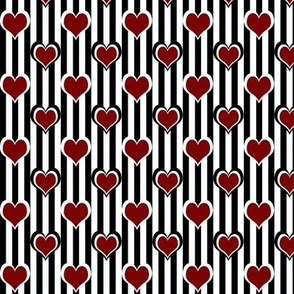 Black 'n' Hearts collection small