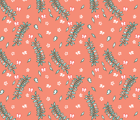 2001Girl2 fabric by nikky on Spoonflower - custom fabric