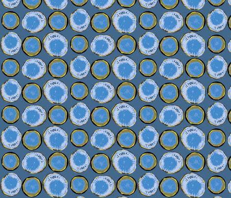 Radishes - 7 fabric by owlandchickadee on Spoonflower - custom fabric