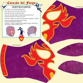 Corazon del Fuego