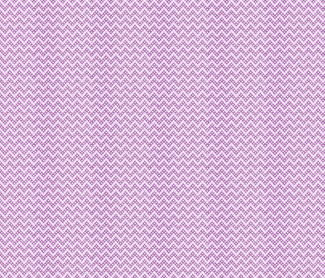 Small Zig Zag / Purple & Lilac fabric by mjdesigns on Spoonflower - custom fabric