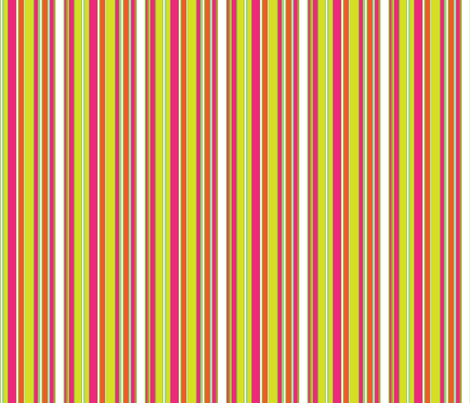Candied Lime Stripe fabric by tracey_butterfield on Spoonflower - custom fabric