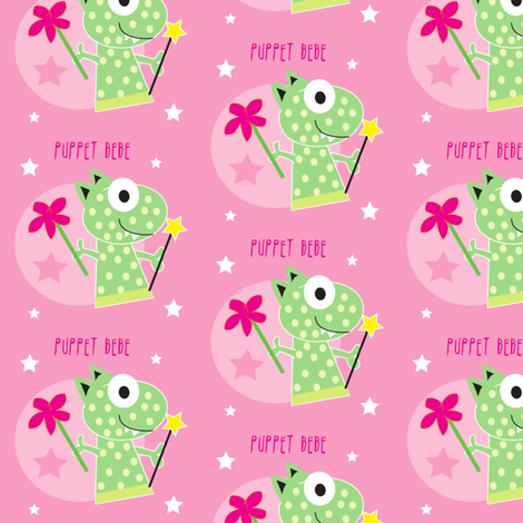 FABRIC-puppet fabric by noelle*nikas on Spoonflower - custom fabric