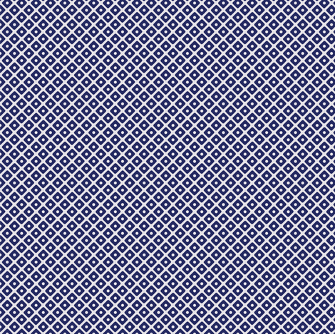 Shibori - indigo fabric by lucypatterson on Spoonflower - custom fabric