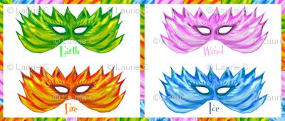 Four Elements Mask