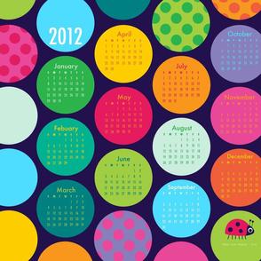 2012 Bug Spot Calendar