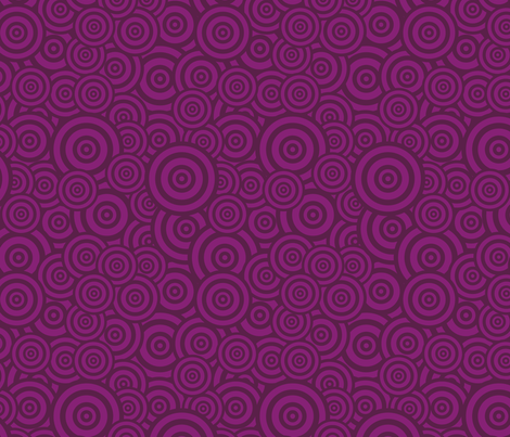 BeetSlicesDeviantPlum fabric by ghennah on Spoonflower - custom fabric