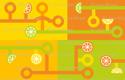 Citrus Circuits 100
