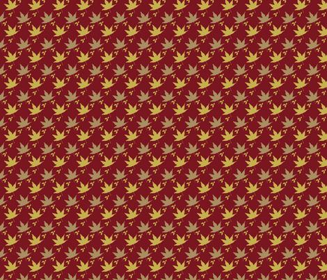 Bosque_otoñal_5 fabric by valmo on Spoonflower - custom fabric