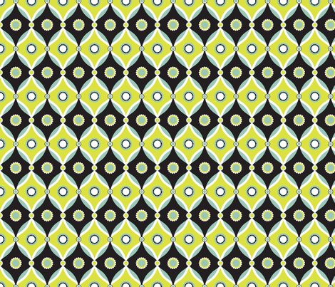 dot dah dah-01 fabric by deesignor on Spoonflower - custom fabric