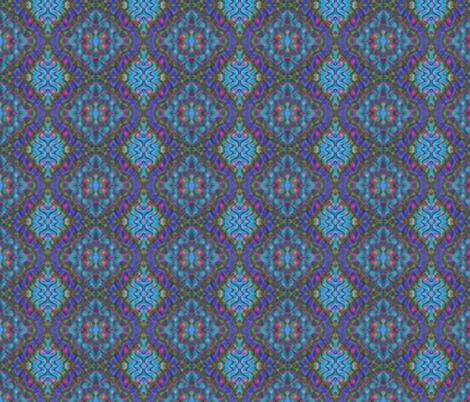 Rose Window (small) fabric by allida on Spoonflower - custom fabric