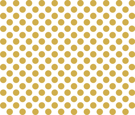dot_12x12_Bamboo fabric by curlywillowco on Spoonflower - custom fabric