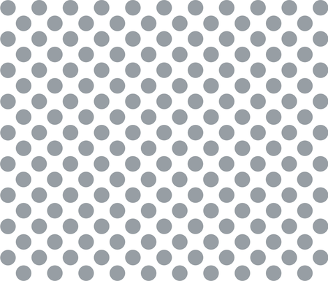 dot_12x12_Quarry fabric by curlywillowco on Spoonflower - custom fabric