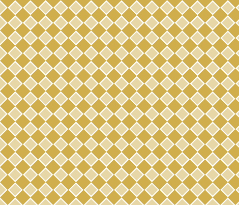 DblDiamond_Bamboo fabric by curlywillowco on Spoonflower - custom fabric