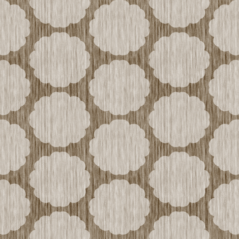Lost in a Daydream - natural fabric by kristopherk on Spoonflower - custom fabric