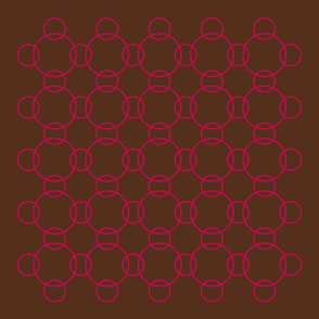 eight back (pink circles)