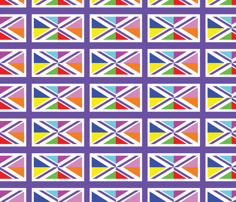 coloured_union_jack fabric by london on Spoonflower - custom fabric