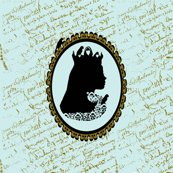 Rrrrbluebird_queen_cameo_on_french_script_shop_thumb