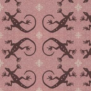 lizard pink