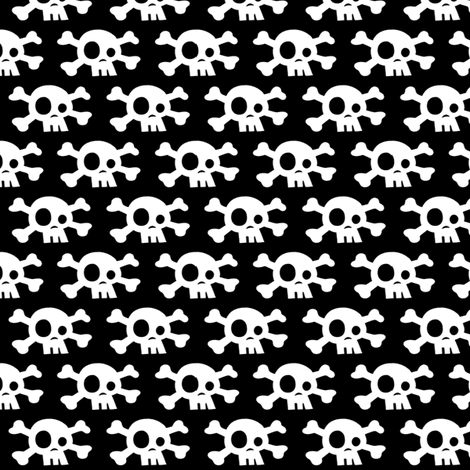 yo_ho_pirate2 fabric by knittychick on Spoonflower - custom fabric