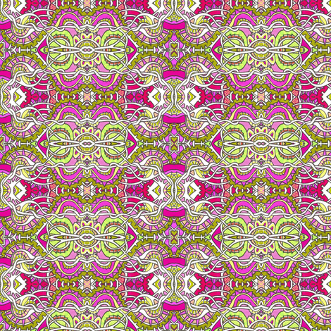 Tiny Boxes For Girls fabric by edsel2084 on Spoonflower - custom fabric