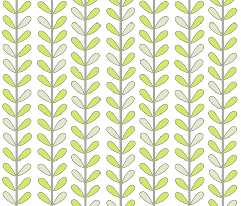SEAVINE fabric by trcreative on Spoonflower - custom fabric