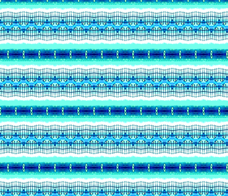 Fun with Stripes  fabric by robin_rice on Spoonflower - custom fabric