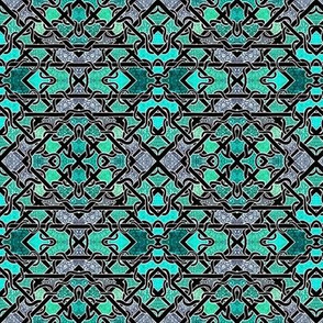 Twisted Teal Textures